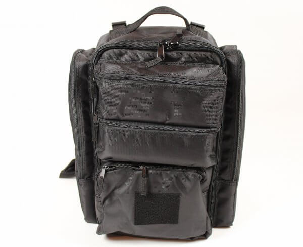 Trauma Backpack Blacked Out