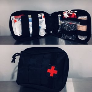 K9FAK (Canine First-Aid Kit)