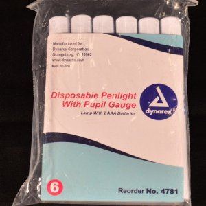 Disposable Pen Light