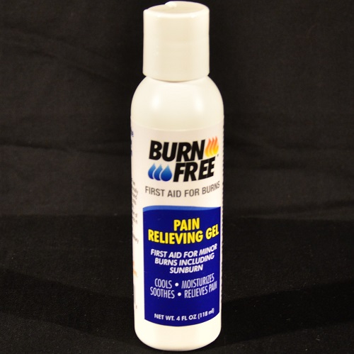 Burn Free 4 oz Burn Gel