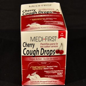 Medi-First Cherry Cough Drop 50 ct.
