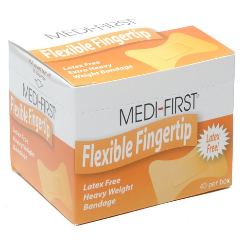 Fabric Fingertip Bandage 40 ct