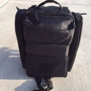 Trauma Backpack Black