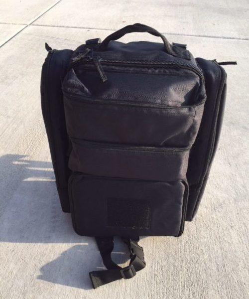 Trauma Backpack Black 1
