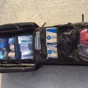 Trauma Backpack Black 3