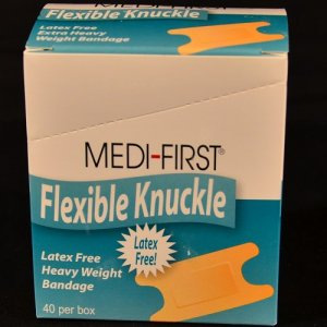Fabric Knuckle Bandages 40 ct.