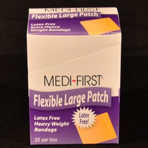 25 ct. Fabric Large Patch Bandage