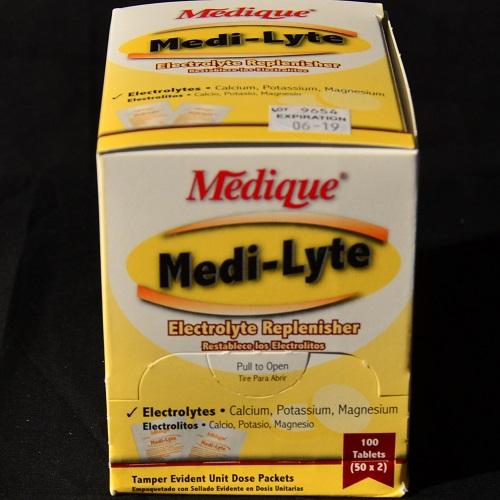 Medique Medi-Lyte 100 ct.