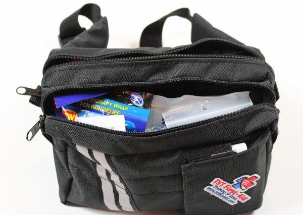 fanny pack open