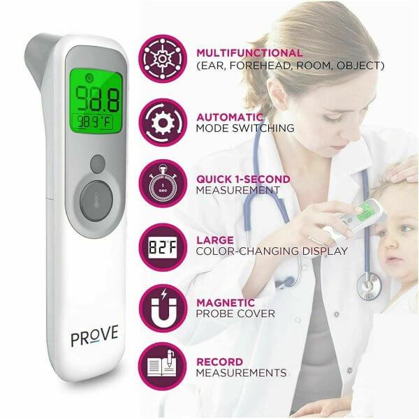 prove thermometer 2